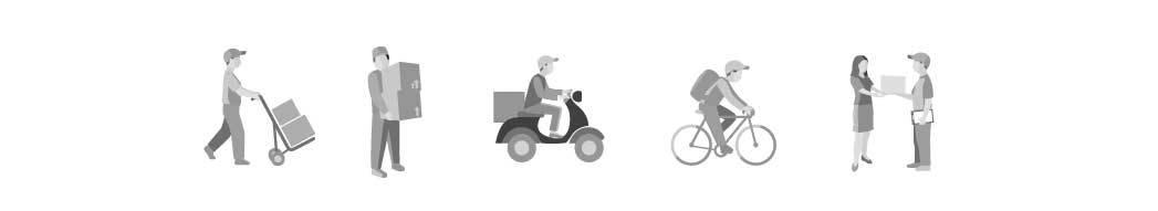 La logistica, vignetta